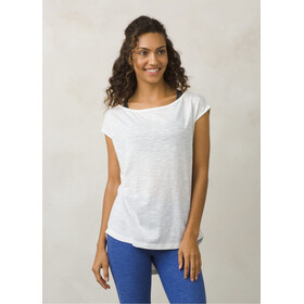 Prana Constance Top Mujer, white